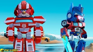 Angry Birds Transformers - New Characters