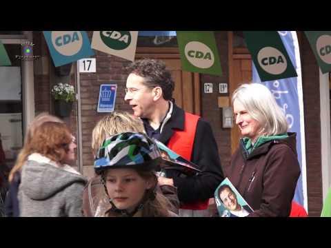 Interview met minister Jeroen Dijsselbloem