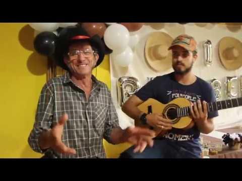 TEMPERANDO A CARNE - A FESTA DO BARRINHA - GONÇALVES MG