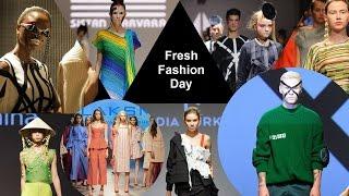 FRESH FASHION DAY: Молодые дизайнеры представили свои невероятные коллекции
