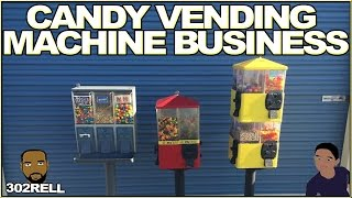 Starting a Bulk Candy Vending Machine Business... Maybe lol