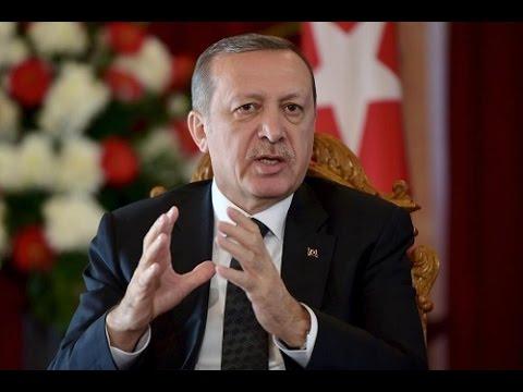 Muslims found Americas before Columbus says Turkey's Erdogan