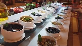Завтрак в отеле Amara Premier Palace. Турция Июнь 2018