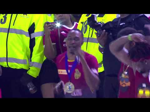 THE CHAMPION SONG BY DJ BRAVO | FINAL HERO CPL 2017