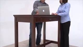 Contemporary Office Furniture | Nbf Statesman Collection | National Business Furniture