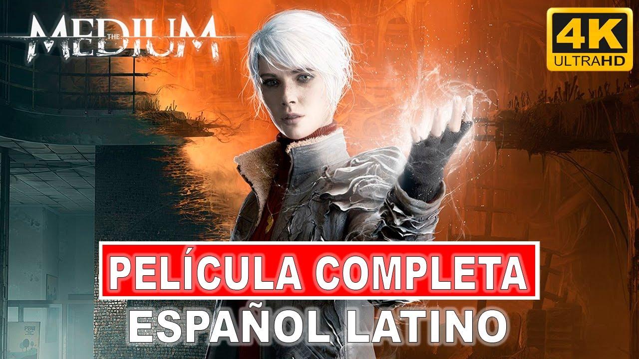 The Medium Pelicula Completa Sub Espanol Latino Pc 4k Todas Las Cinematicas Youtube