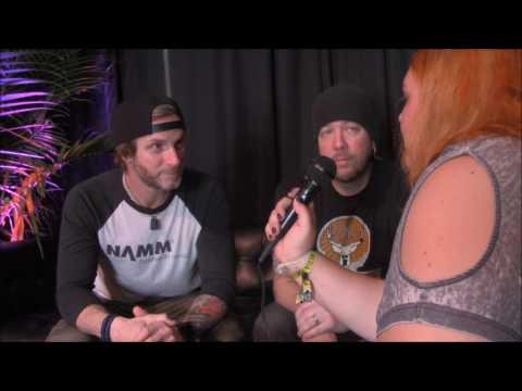 Alter Bridge Interview at Rock On The Range 2017