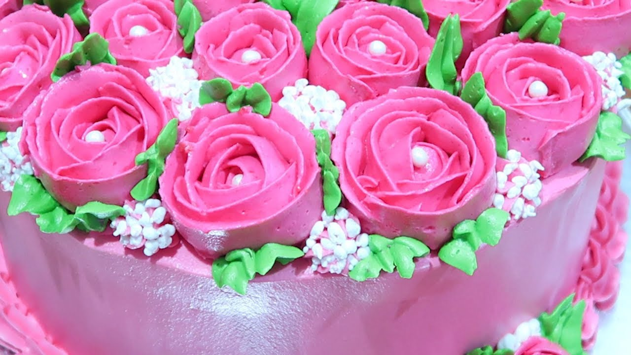 10 Amazing Kue Ulang Tahun Anak Perempuan Cake Ideas Compilation Youtube