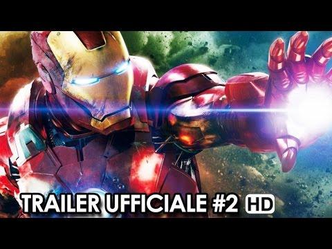 Avengers: Age of Ultron Trailer Ufficiale Italiano #2 (2015) Joss Whedon Movie HD
