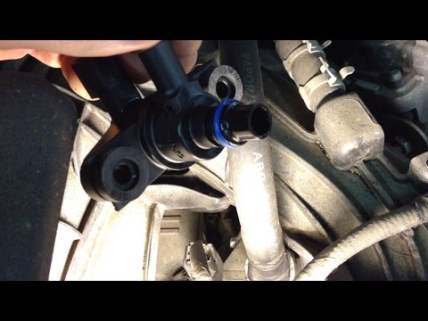 Multiple Ford Vehicles 2009+ Evap System Leak Codes P0456 P0457 P1450