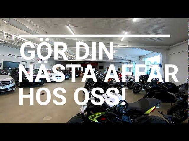 Automobil Norra AB - Presentationsvideo MC