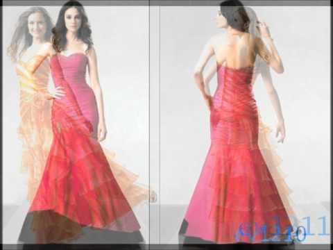 Custom Made Dresses Prom Dress Designer Summer Run Way Dresses
