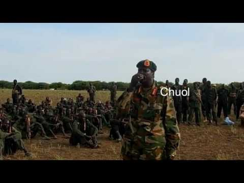 nuer freedom fighters