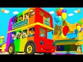 rhyme Qveen Herby - Busta Rhymes Junior Squad Kids Nursery Rhymes - If You're Happy and You Know It Nursery Rhymes Jr.Squad S01EP14 We've taken the