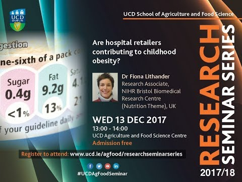 """""""Are hospital retailers contributing to childhood obesity?"""""""