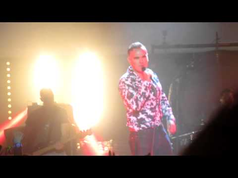 Morrissey - Maladjusted (Live @ Hollywood High School in Los Angeles, Ca 3.2.2013)