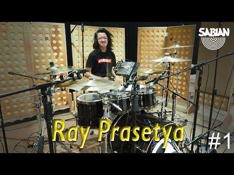 Ray Prasetya & SABIAN Cymbals - Headline
