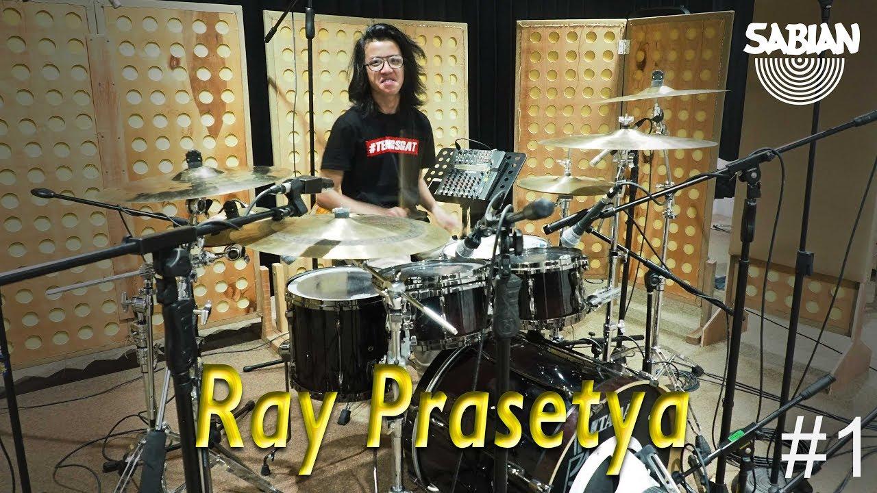 Ray Prasetya & SABIAN Cymbals - Headline #1