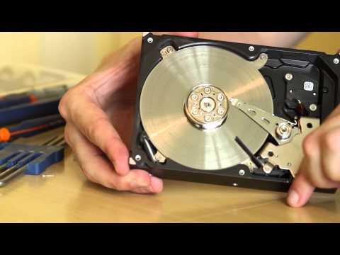 Autopsie d'un disque dur