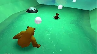 Disney's Brother Bear (PC) (2003) - Ice Run - Valley of Fire