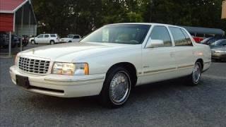 Short Takes: 1998 Cadillac Deville D'Elegance (Start Up, Engine, Tour)