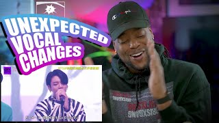 BTS 'Your Eyes Tell' LIVE PERFORMANCE | REACTION!!!