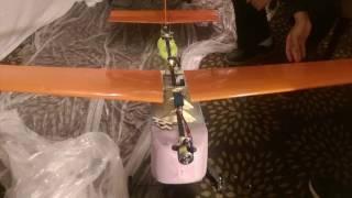 aiaa design build fly at the university of illinois at urbana champaign