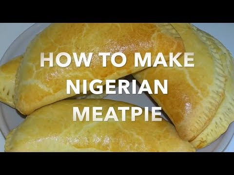 Download How to Make Nigerian Meat Pie | Explained (EDITED) | Patricia Ibe
