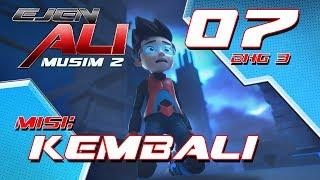 Download Video Ejen Ali - Musim 2 (EP07) Misi : Kembali [Bahagian 3] MP3 3GP MP4