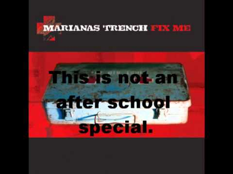 Primetime - Marianas Trench Lyrics