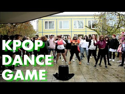 [Chizuru 3.9] KPOP RANDOM DANCE GAME