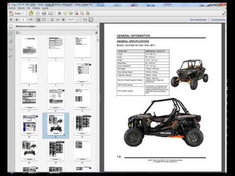 polaris rzr xp 1000 2014 repair service workshop manual rh youtube com shop manual ez go gas golf cart shop manual tarter tiller