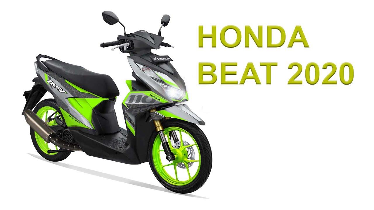 Keren Dan Simple Honda Beat 2020 Modifikasi Youtube
