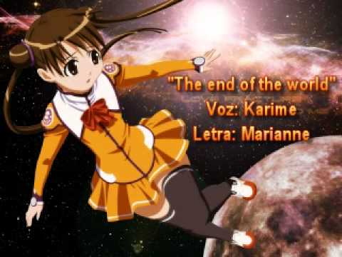 Stellvia of the universe - The end of the world (Cover latino) ver. Karime