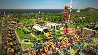 Tropico 5 Mac/Linux Trailer
