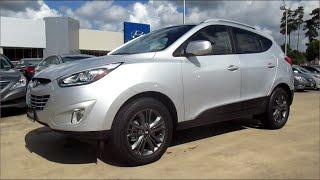 2015 Hyundai Tuscon SE Full Review