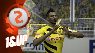 FIFA 15 | 1&UP Pierre-Emerick Aubameyang #2 Thumbnail