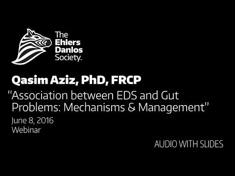Association between EDS and Gut Problems