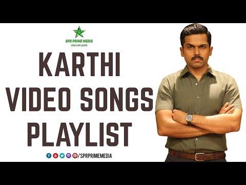 Karthi Tamil Video Songs HD 1080P Blu Ray...