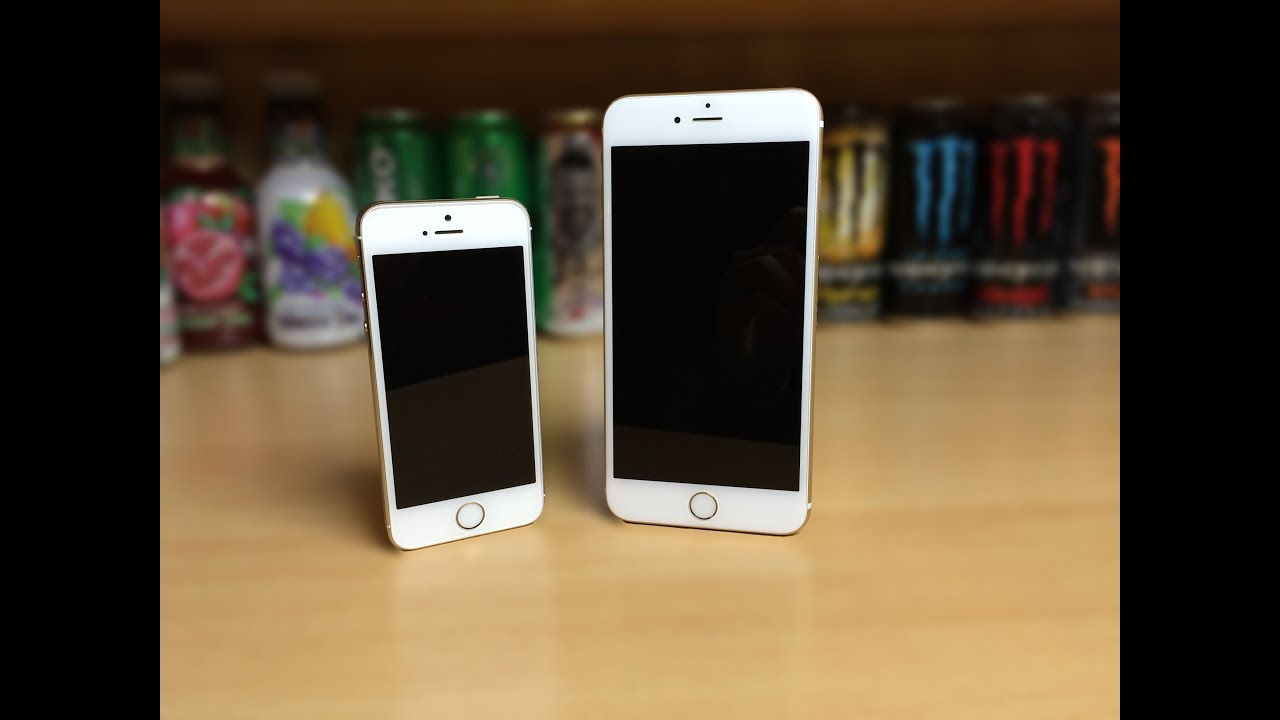 iphone 6 vs iphone 5s iphone 6 plus vs iphone 5s srovn 225 n 237 1526