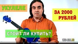 �������� ���� недорогая укулеле за 2000 рублей стоит ли купить | Укулеле.ру ������