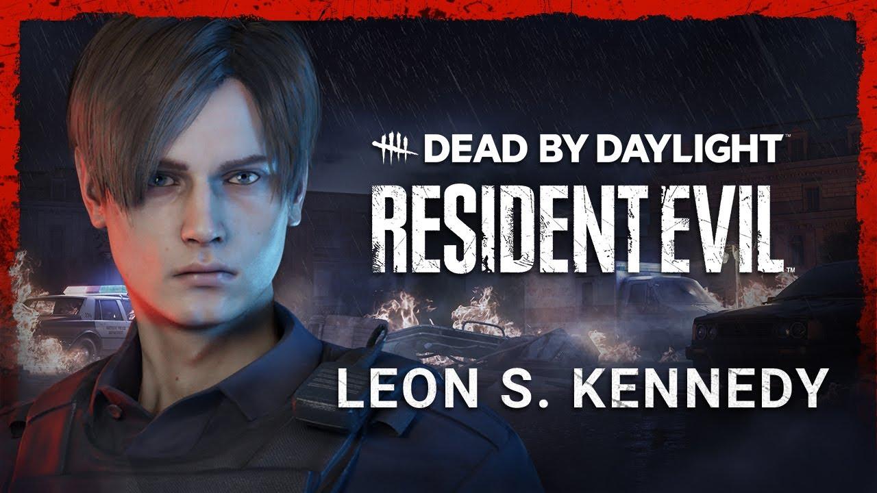 Dead by Daylight | Resident Evil | Leon S. Kennedy Trailer