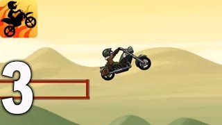 Bike Race Free   Top Motorcycle Racing Games   Hills Gameplay Walkthrough Part 3 (ios, Android)