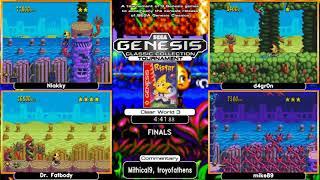 SEGA Genesis Classics Release Weekend Tournament 2018 Day 3