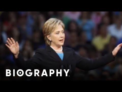 Hillary Clinton - Mini Bio