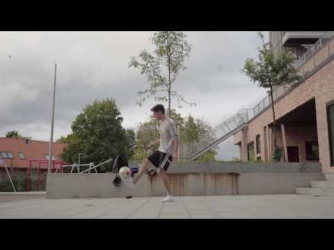 Anders Borg - First week with the 4Freestyle Explore shoes