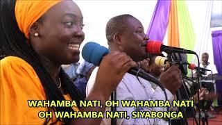 Nazareth ELQ - Solly Mahlangu - Siyabonga Jesu(Wa Hamba Nathi) Video
