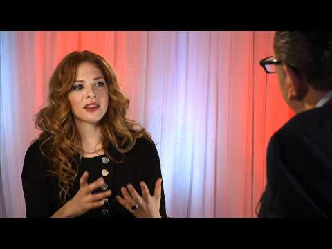 The YouTube Conversation with Rachelle Lefevre