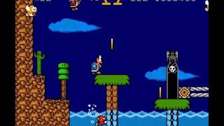 Super Mario Omega - 15 - Omicron