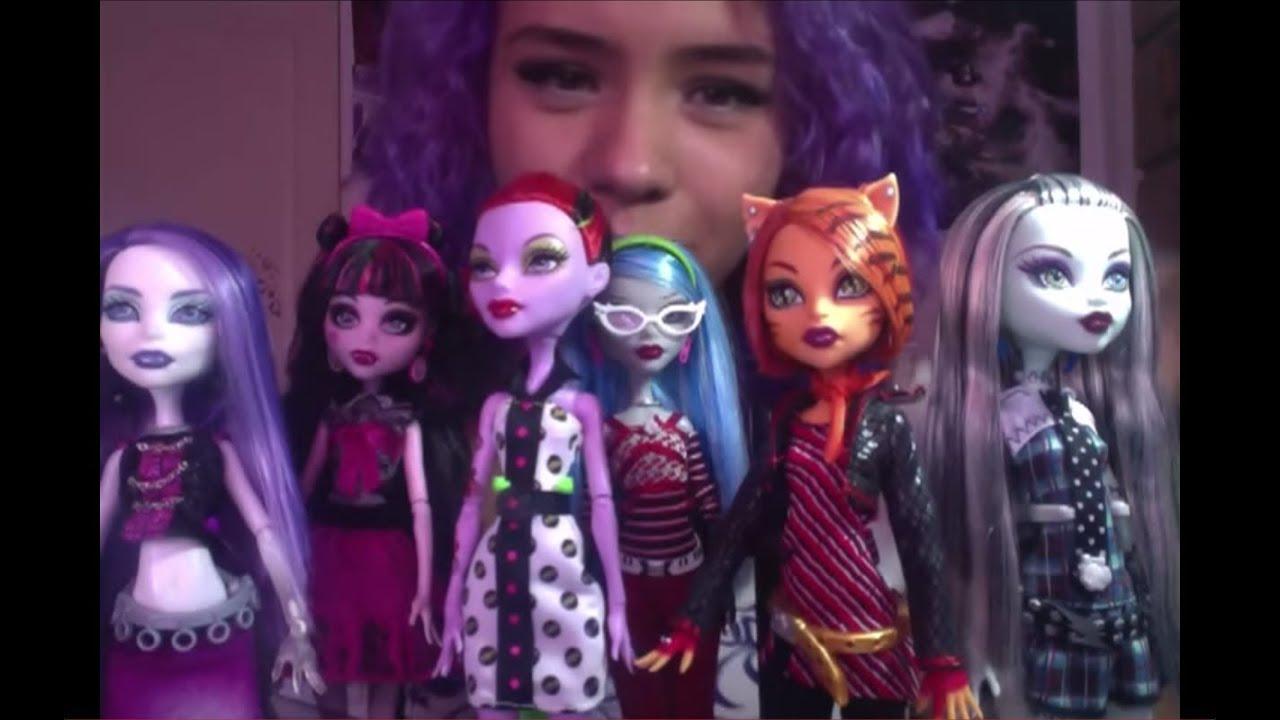 Mi Coleccion De Monster High
